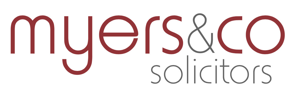 This event is kindly sponsored by Myers & Co Solicitors