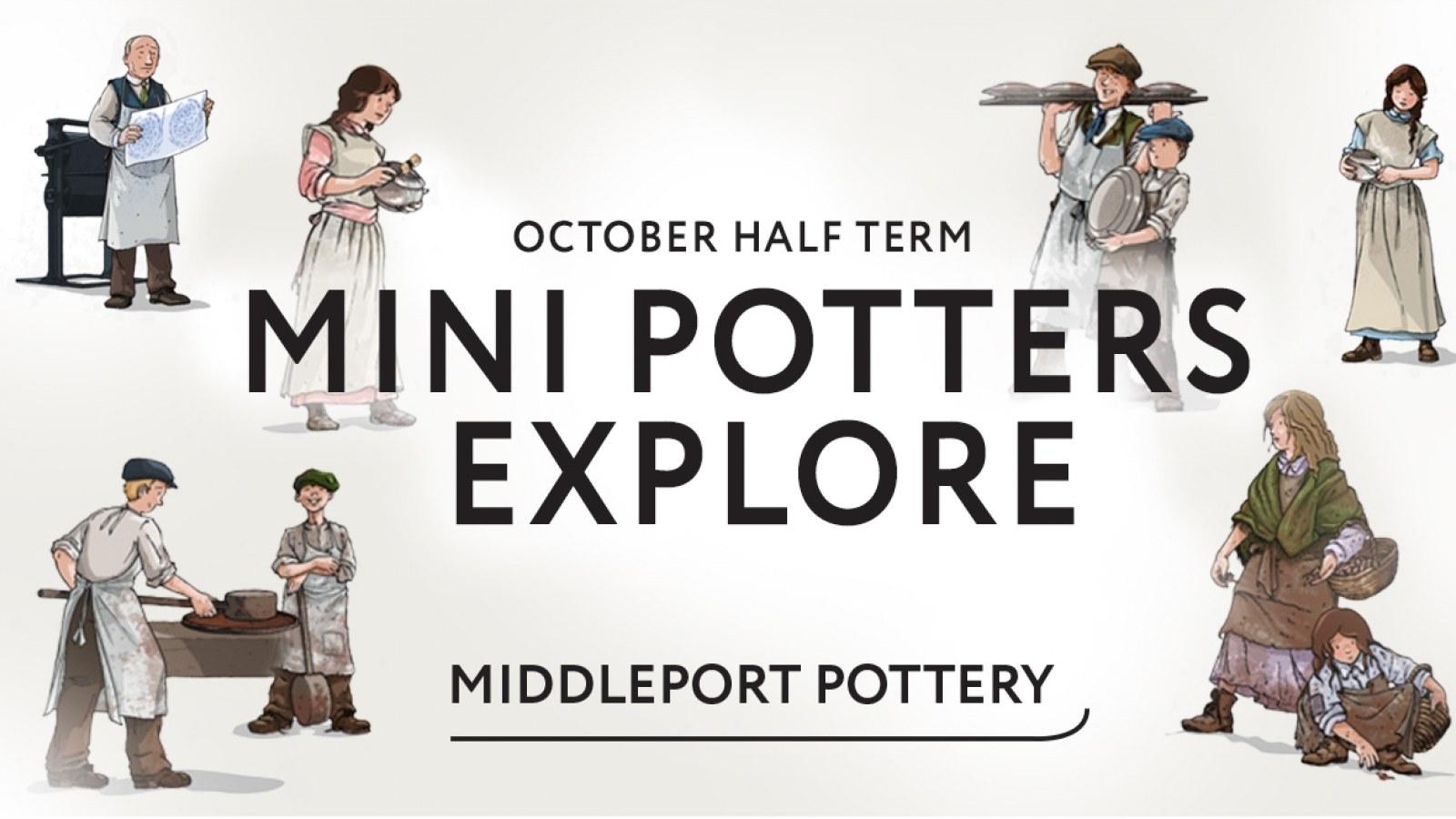 Mini Potters Explore